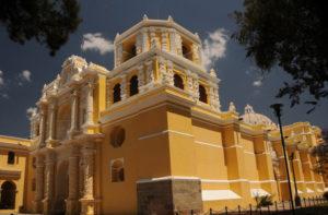 la-merced-church-antigua-guatemala